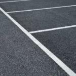 Marquage des places de stationnements