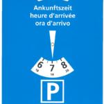 omment cela fonctionne avec le disque de stationnement en zone bleue ? Nos explications.