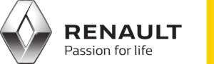 Logo Renault Passion for Life