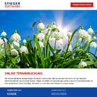Terminreservation Online