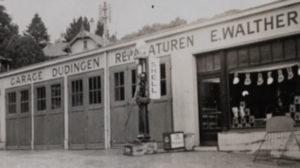 Garage Neubau 1927