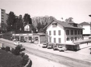 Fassade 1971