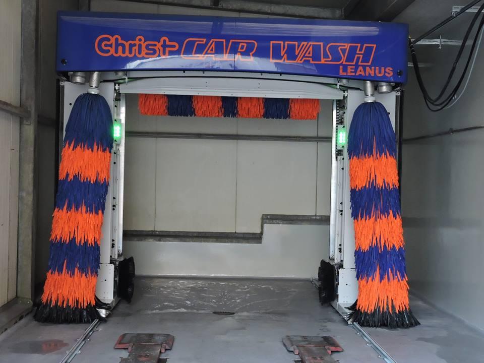 Station de lavage Centre Garage Düdingen
