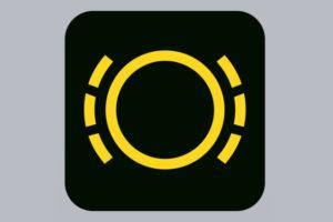 Bremskontrolllampe